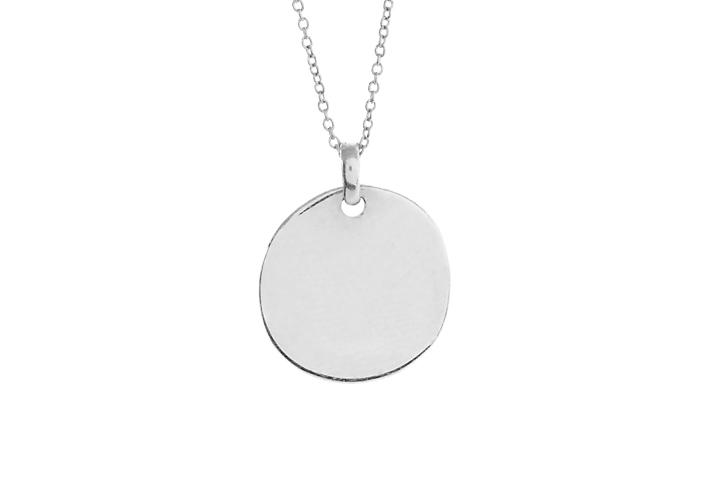 Silver Disc (Large)